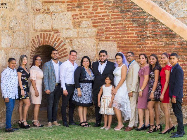 Nazaret and Brandon's Wedding in Santo Domingo, Dominican Republic 4