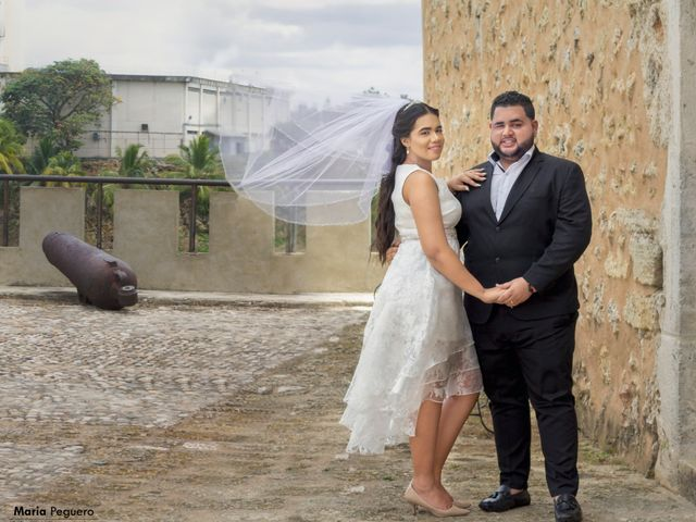 The wedding of Brandon and Nazaret