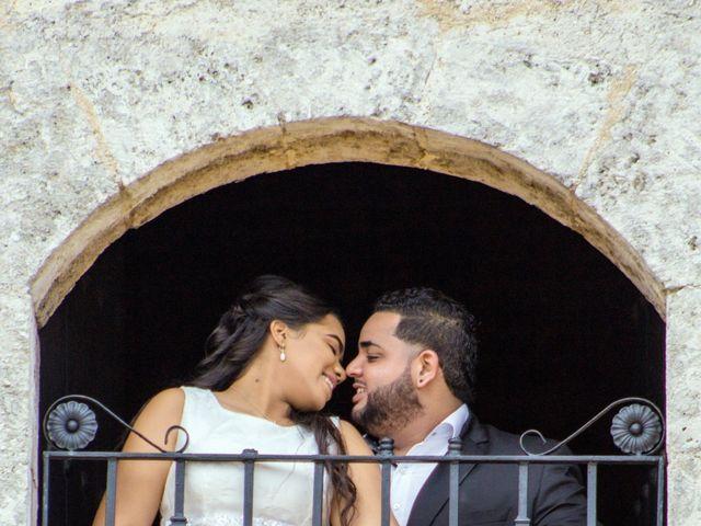 Nazaret and Brandon's Wedding in Santo Domingo, Dominican Republic 5