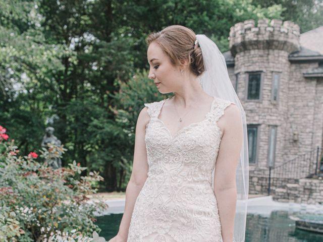 Kyle and Beth's Wedding in Birmingham, Alabama 12
