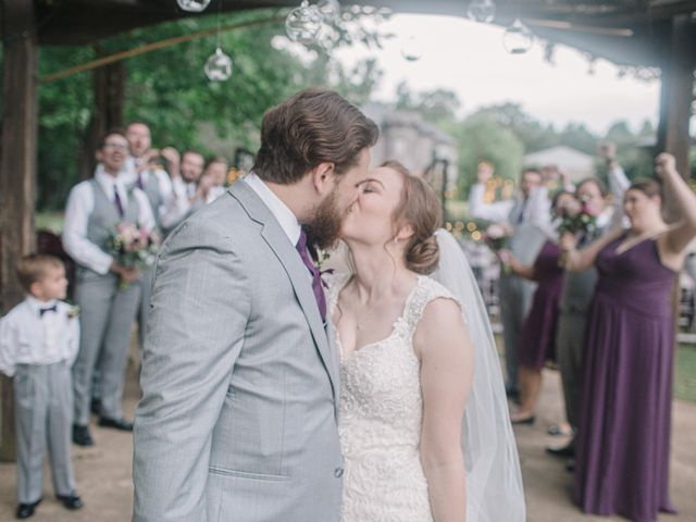 Kyle and Beth's Wedding in Birmingham, Alabama 22
