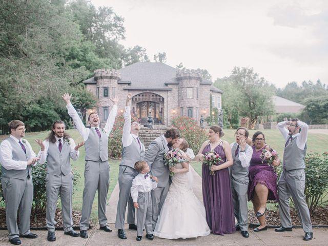 Kyle and Beth's Wedding in Birmingham, Alabama 23