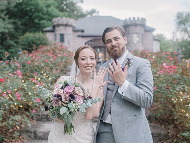 The wedding of Beth and Kyle