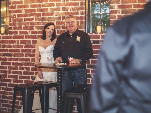 Jim and Sandra's Wedding in McKinney, Texas 4