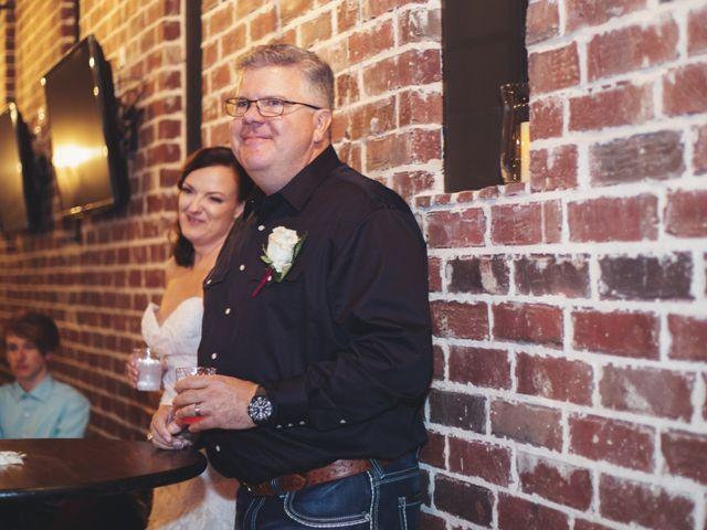 Jim and Sandra's Wedding in McKinney, Texas 5