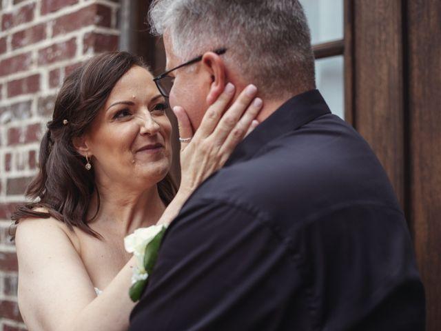 Jim and Sandra's Wedding in McKinney, Texas 11