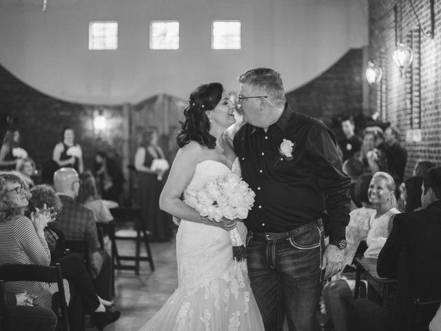 Jim and Sandra's Wedding in McKinney, Texas 12