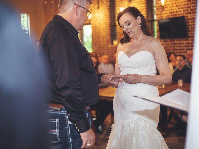 Jim and Sandra's Wedding in McKinney, Texas 14