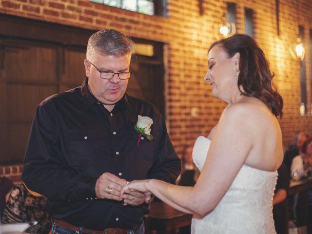 Jim and Sandra's Wedding in McKinney, Texas 15