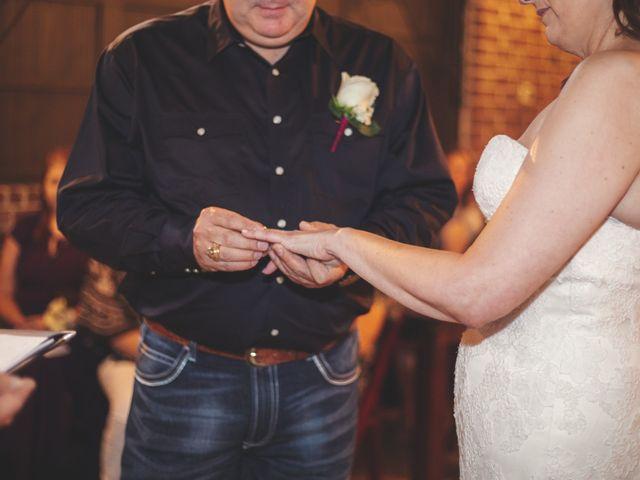 Jim and Sandra's Wedding in McKinney, Texas 16
