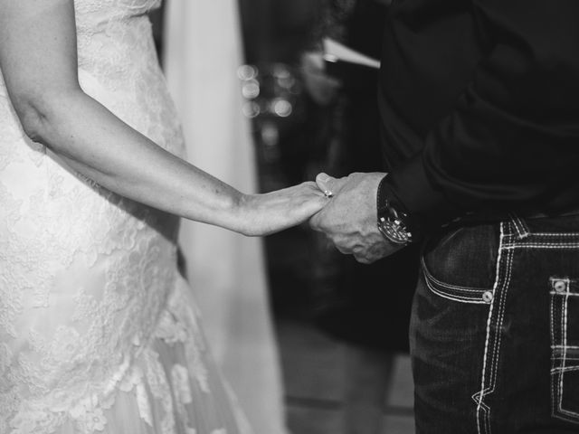 Jim and Sandra's Wedding in McKinney, Texas 18
