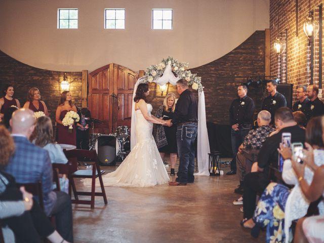 Jim and Sandra's Wedding in McKinney, Texas 19