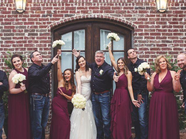 Jim and Sandra's Wedding in McKinney, Texas 31