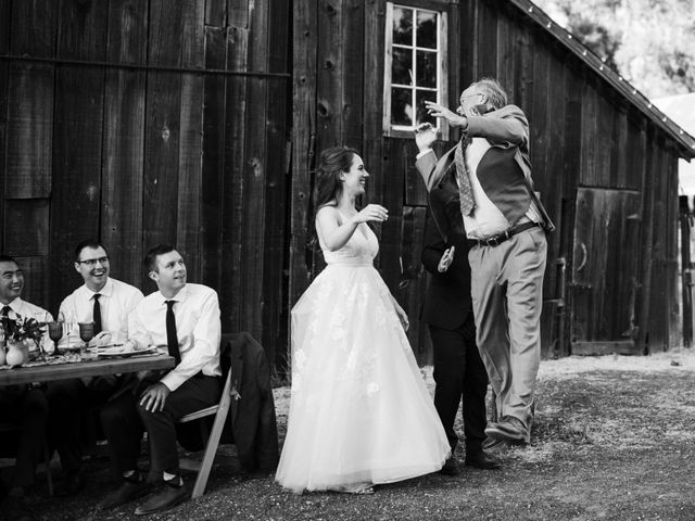 Corbett and Claire's Wedding in Livermore, California 89