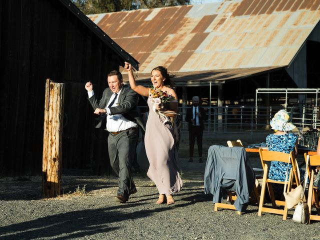 Corbett and Claire's Wedding in Livermore, California 80