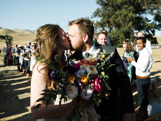 Corbett and Claire's Wedding in Livermore, California 73