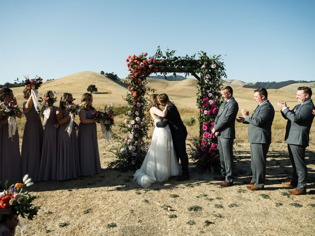Corbett and Claire's Wedding in Livermore, California 72