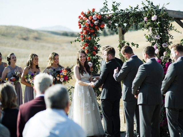Corbett and Claire's Wedding in Livermore, California 68