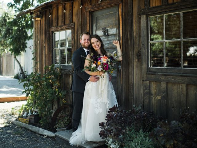 Corbett and Claire's Wedding in Livermore, California 44