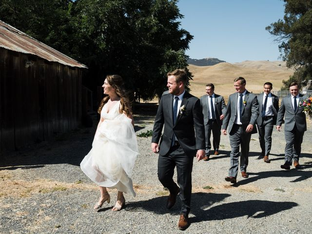 Corbett and Claire's Wedding in Livermore, California 57
