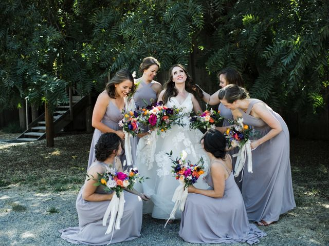 Corbett and Claire's Wedding in Livermore, California 50