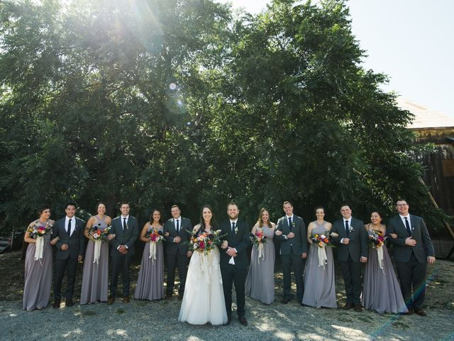 Corbett and Claire's Wedding in Livermore, California 45