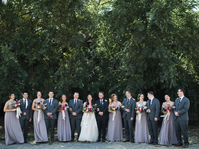 Corbett and Claire's Wedding in Livermore, California 47