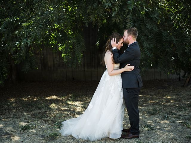 Corbett and Claire's Wedding in Livermore, California 38
