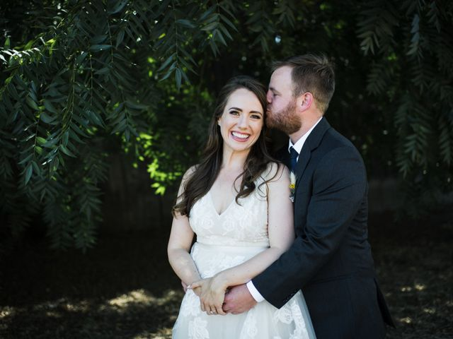 Corbett and Claire's Wedding in Livermore, California 40