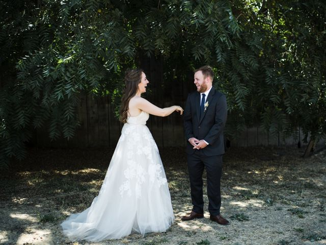 Corbett and Claire's Wedding in Livermore, California 36