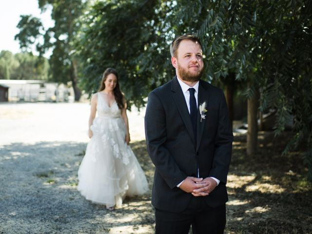 Corbett and Claire's Wedding in Livermore, California 34