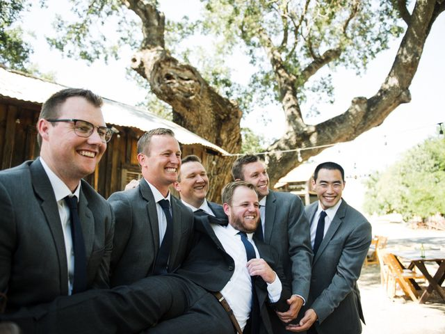 Corbett and Claire's Wedding in Livermore, California 23