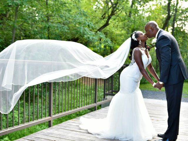 The wedding of Charmaine and Jerome
