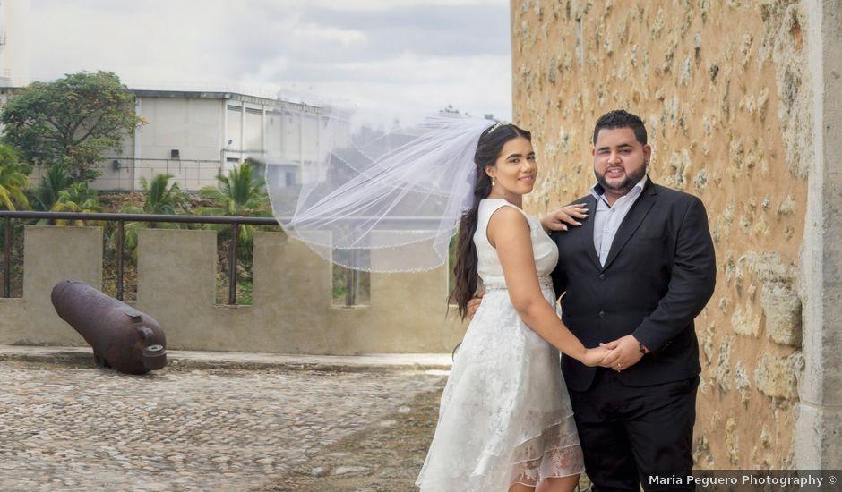 Nazaret and Brandon's Wedding in Santo Domingo, Dominican Republic