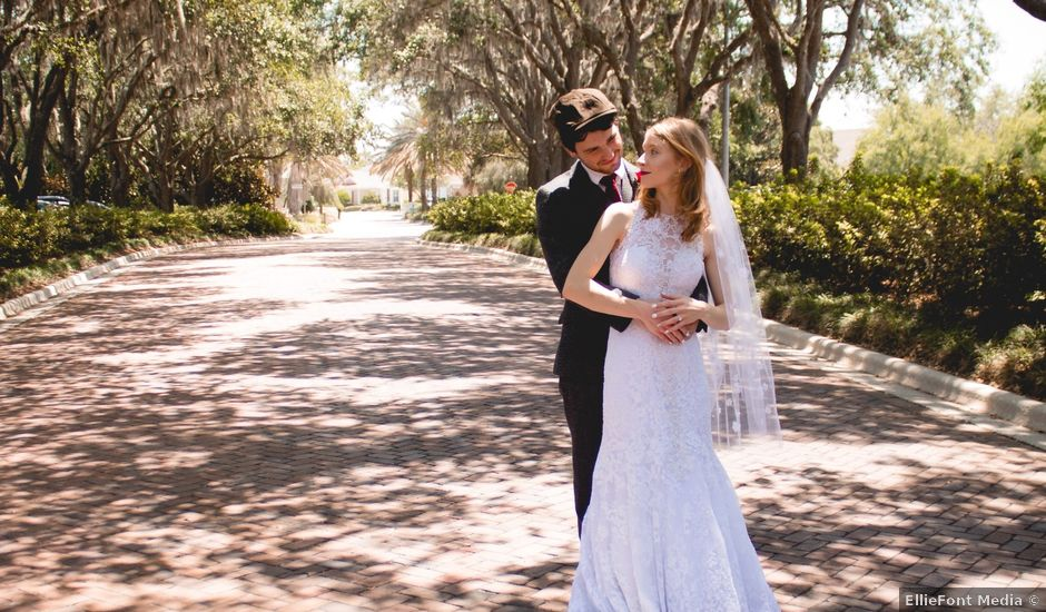Mandy and Matt's Wedding in Ocala, Florida