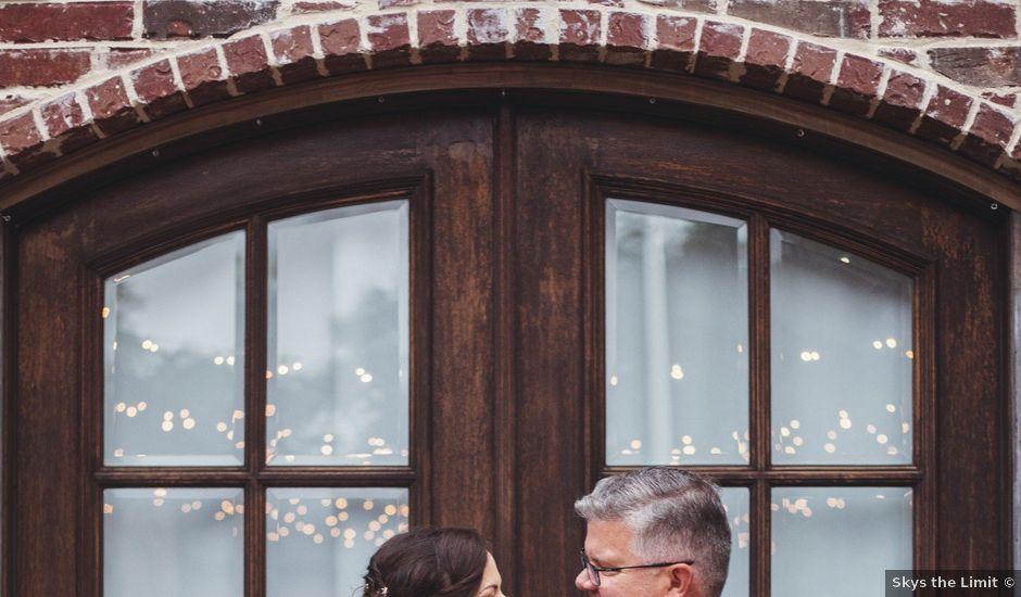 Jim and Sandra's Wedding in McKinney, Texas
