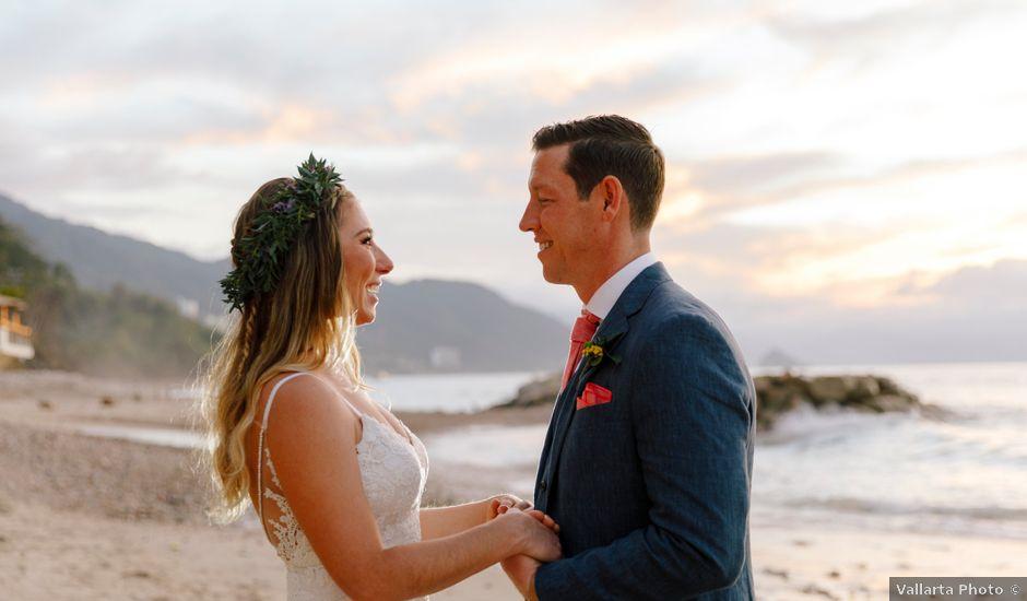 Andrew and Katherine's Wedding in Puerto Vallarta, Mexico