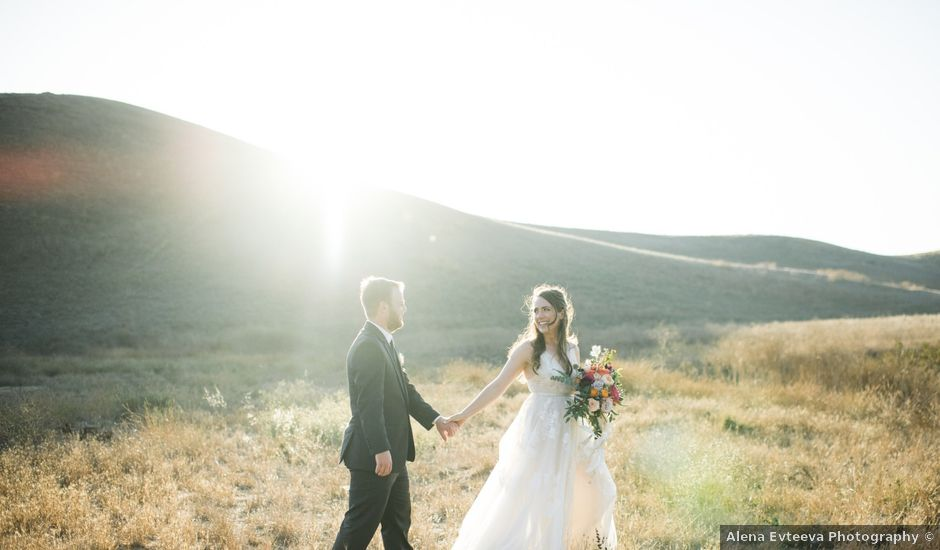 Corbett and Claire's Wedding in Livermore, California