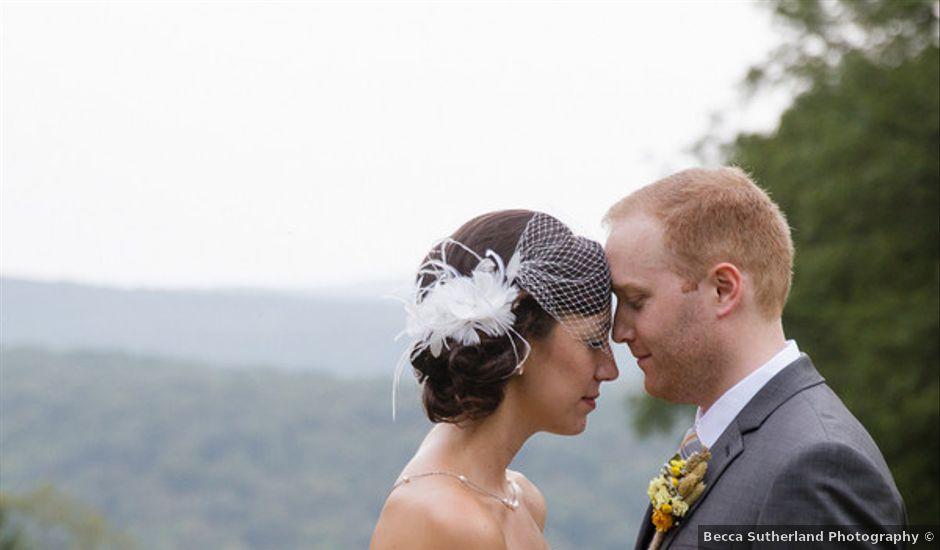 Natalie and Douglas's Wedding in Ellicottville, New York