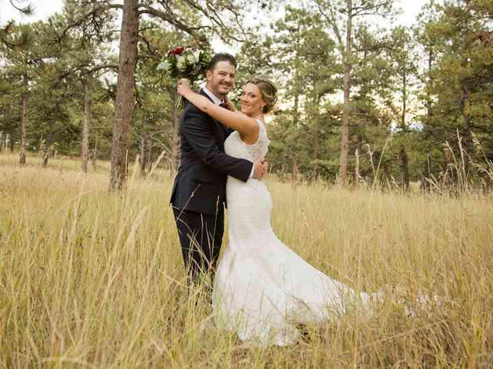 The wedding of Cassandra and Raymond