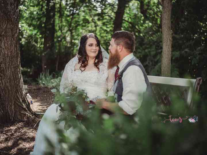 The wedding of Martin and Kaylyn