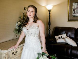 The wedding of Christina and Zachary 3