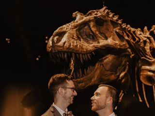 The wedding of Rocky and Kyle 1