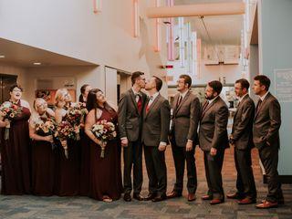Kyle and Rocky's Wedding in Columbus, Ohio 3