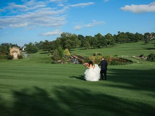 The wedding of Brittany and Brett 1