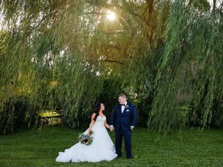 The wedding of Brittany and Brett 2