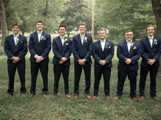 Nathan and Brittany's Wedding in Fairfield, Illinois 3
