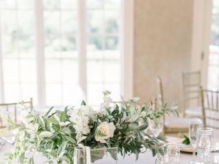 The wedding of Lauren and Trey 2