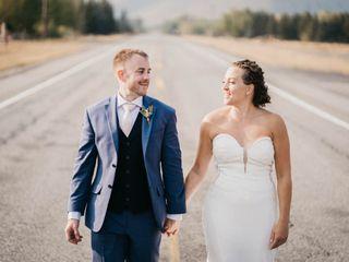 The wedding of Koree and Dane