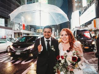 The wedding of Allyssa and Dieril 1